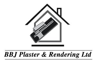 BBj Plaster & Rendering logo